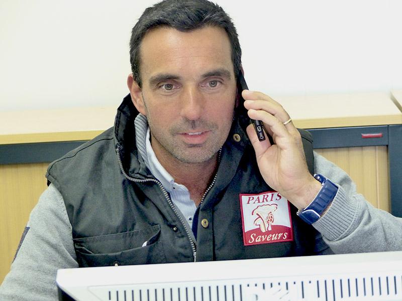 Hubert Berneau, Président