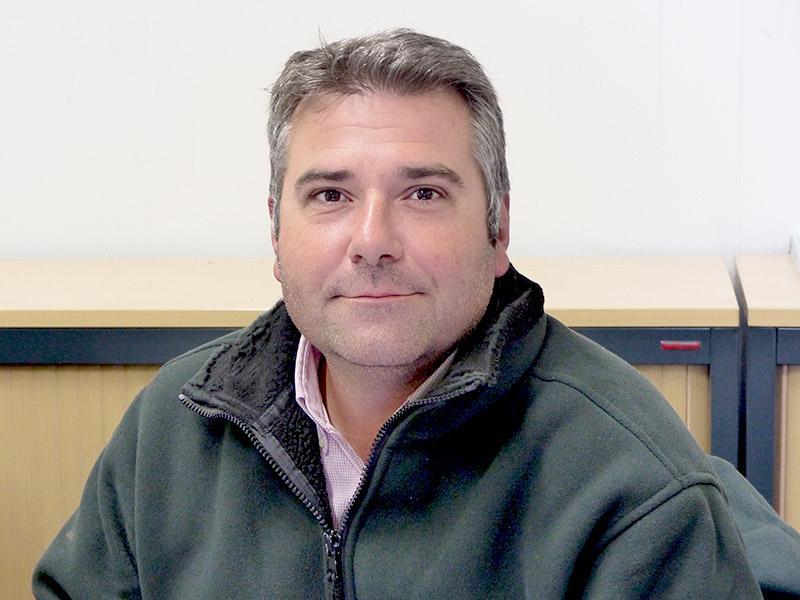 Sylvain Dussiant, Directeur Général
